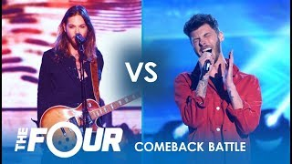 Download Lagu Jesse Kramer vs James Graham: Two Most POPULAR Guys Go Head-to-Head! CHILLS! | S2E7 | The Four Gratis STAFABAND