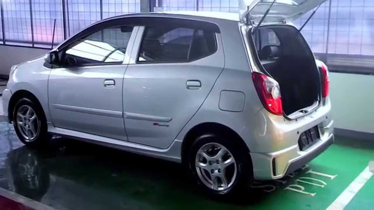 DAIHATSU AYLA M SPORTY 2014 - YouTube