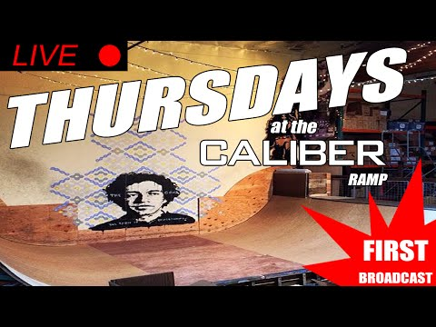 Live Session At The Caliber Ramp