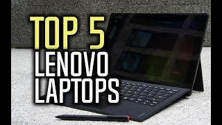 Best Lenovo Laptops in 2018 - Which is the best?