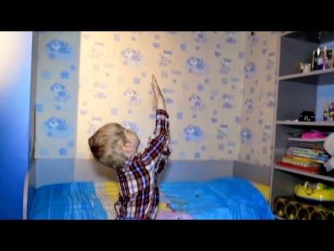 Синдром Карлсона. Ребенок говорит с призраком?