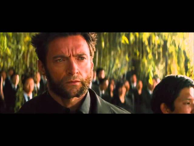 The Wolverine Japanese Official Trailer (2013) - Hugh Jackman Movie