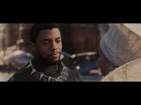 Marvel Studios' Black Panther - King TV Spot