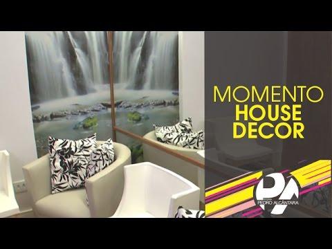 Momento House Decor com Siomara Gouveia