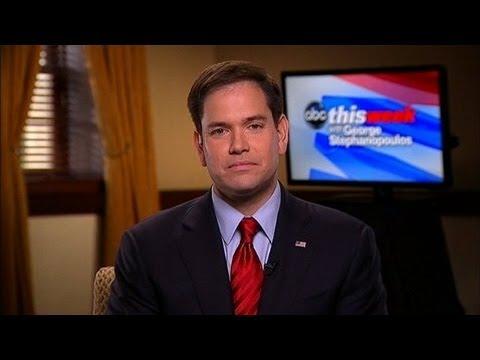 Marco Rubio Flubs Abortion Fact