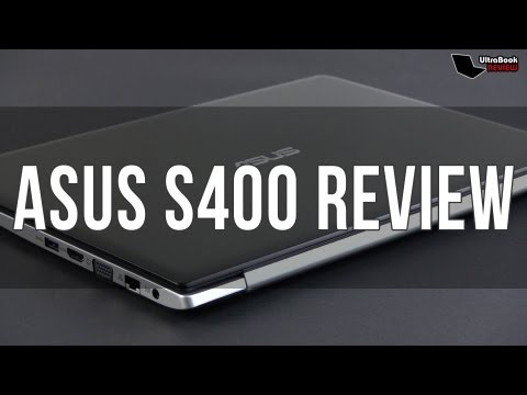 Asus Vivobook S400CA /S400 detailed review!