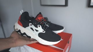NIKE PRESTO REACT FIRST THOUGHTS!!