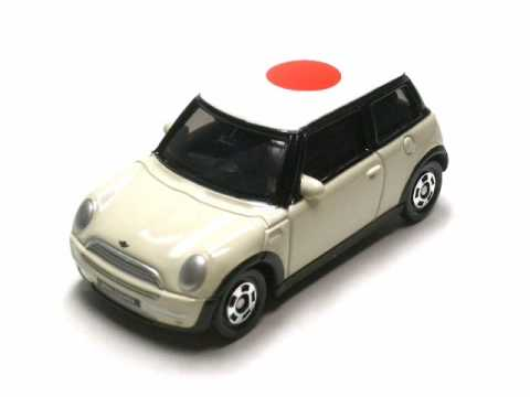 SUNUPAPA : Lotto Tomica X Mini Cooper Selection (Pepper White)