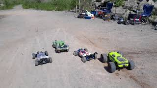 Rc buggy nice day to bash