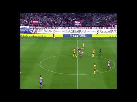 Arda Turan vs. Barcelona 1.11.14