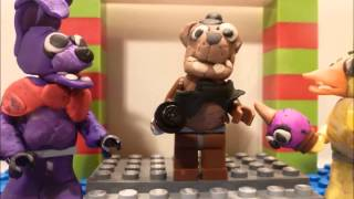 Lego Five Nights At Freddy