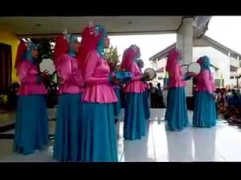 Rebana Kecamatan Simpang Tiga (lagu Wajib: Panggilan Haji)