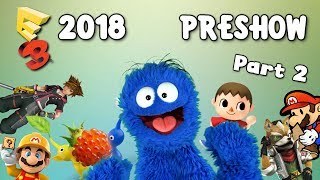 """The Big Fat E3 2018 Preshow PART 2: Predictions, Wishes and the """"Other Guys"""""""