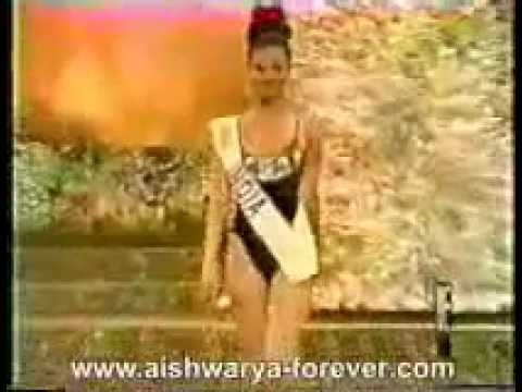 Aishwarya Rai - Swim Suit - Miss World 1994