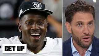The Antonio Brown drama is 'the most unprofessional act' in sports - Mike Greenberg | Get Up