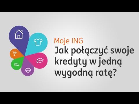 Jak Połączyć Swoje Kredyty W Jedną Wygodną Ratę? #MojeING