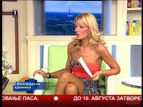 Sladjana Tomasevic Beogradska hronika minic