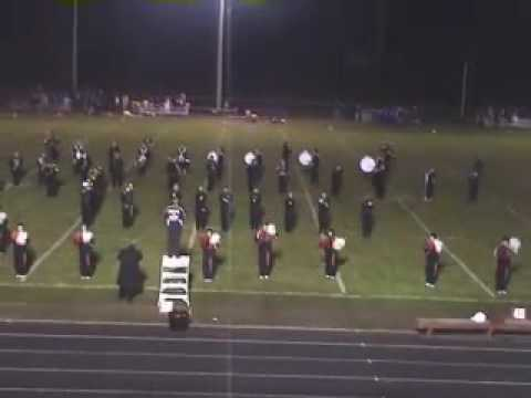"2009 Pittsfield High School Field Show ""In the Stone"""