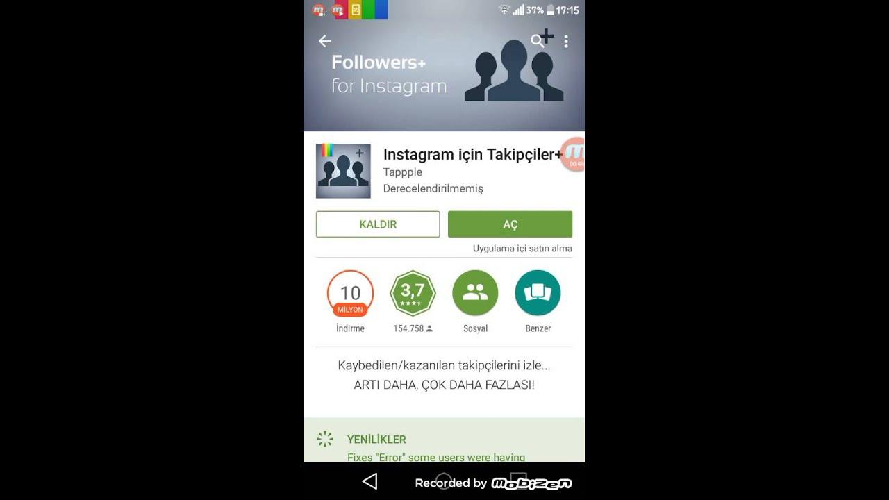 Instagram takipçi bulma - YouTube