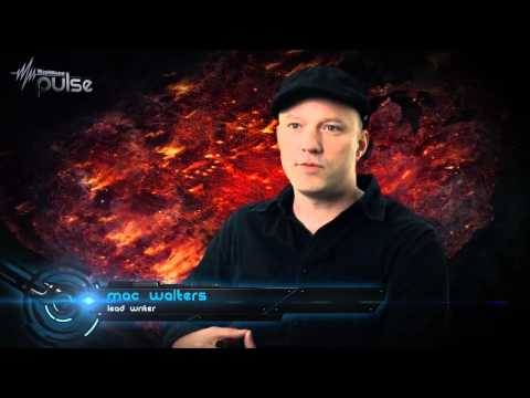 BioWare Pulse - Writing For Mass Effect 3