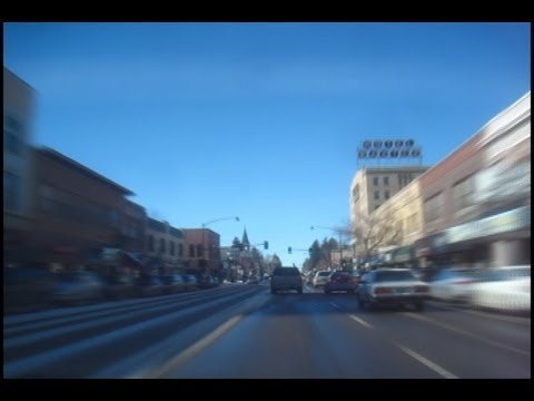 Belgrade to Bozeman Montana Interstate 90 Driving Travel Video Tour