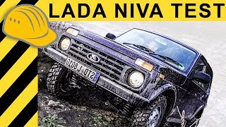 LADA NIVA TEST - OFFROAD LEGENDE? Russen Kult SUV REVIEW 2018