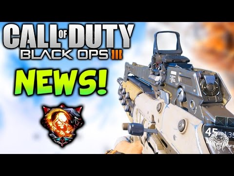 Black Ops 3: MASSIVE NEWS! Theater Mode, Raid Remake, Diamond Camo & Prestige (BO3 Nuclear Gameplay)