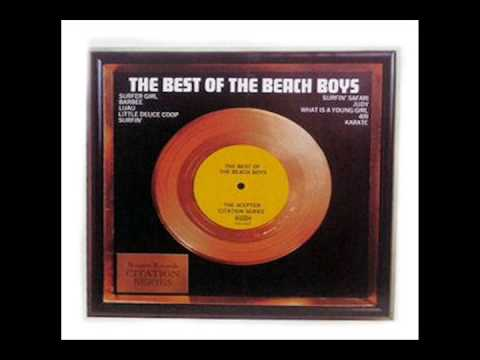 Beach Boys - What Is A Young Girl Made Of