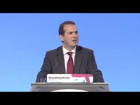 Owen Smith's speech to Labour Party Annual Conference 2012