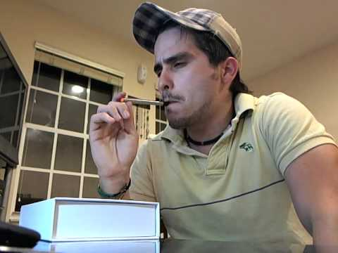 Electronic cigarette (e-vaporizer) review