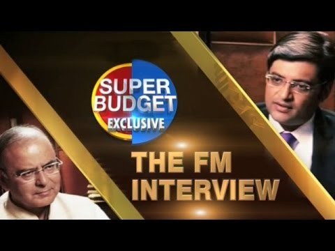 Frankly Speaking with Arun Jaitley - TTN Exclusive Full Interview