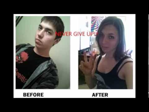 Ashley Jones 1 Year Male-To-Female Transition Video