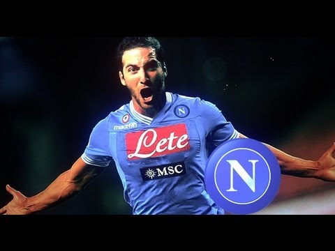 Gonzalo Higuain - Welcome to SSC NAPOLI