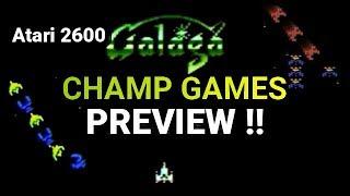 Galaga 2600 Preview!!