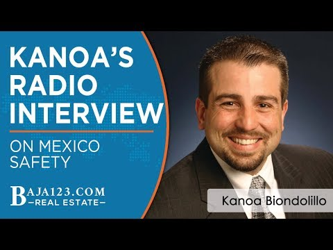 Kanoa's Radio Interview on Mexico Safety