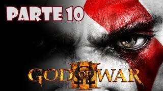 God of War 3 Walkthrough - Parte 10 - Español