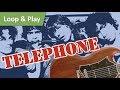 Tuto Guitare TELEPHONE   UN AUTRE MONDE : Intro Arpèges Et Solo