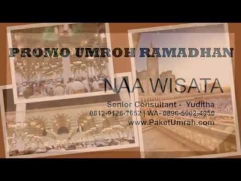 Gambar umroh murah awal ramadhan