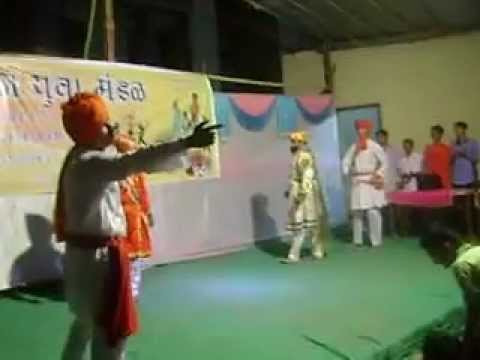 Afzhal Khan Vadh-Powada Performance !!!!!
