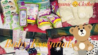 Baby Essentials Haul #1( Philippines)