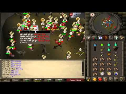 MM vs FOE P2p run-in April 10th