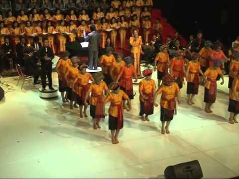 Cielo Voz : Haroan Bolon - Konser Simalungun In Harmony video