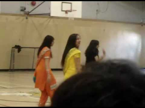 Pakistani Girls In Frank Hurt Secondary School Dancing On Vimeo.mp4 video