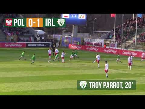 U17s HIGHLIGHTS: Poland 0-1 Republic of Ireland