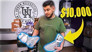 Returning FAKE Nike Air Mags Worth $10,000