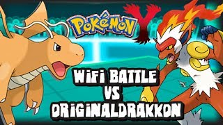 Pokemon X & Y Wifi Battle vs OriginalDrakkon
