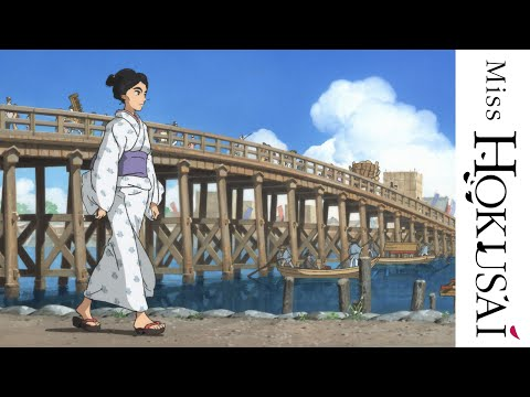 Watch Sarusuberi: Miss Hokusai (2015) Online Free Putlocker