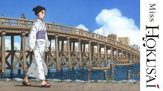 Miss Hokusai - Trailer (English Subtitled)