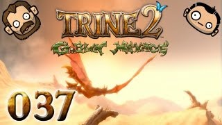Let's Play Together Trine 2 #037 - Dirty Lovetalk [720p] [deutsch]