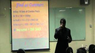 4Life Pocket Money Plan by Dr Tamilselvan (Part 2)